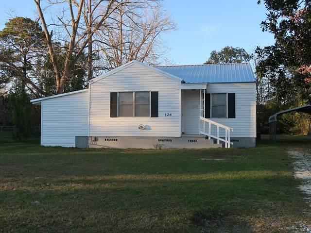 126 Woods Drive, Dothan, AL 36301 (MLS #176789) :: Team Linda Simmons Real Estate