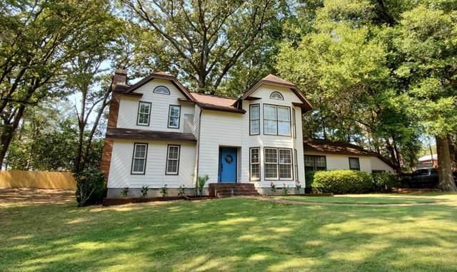 301 Wimbledon Drive, Enterprise, AL 36330 (MLS #176818) :: Team Linda Simmons Real Estate