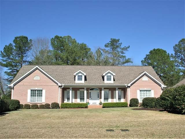 400 Stonegate Drive, Dothan, AL 36305 (MLS #176886) :: Team Linda Simmons Real Estate