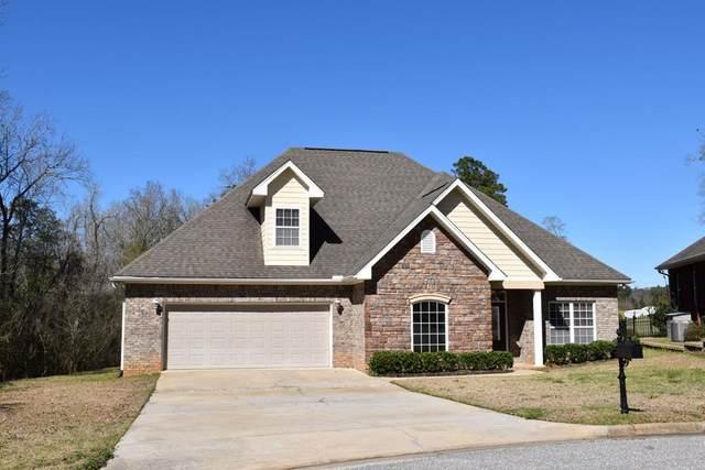 112 W Robertson Court, Enterprise, AL 36330 (MLS #176898) :: Team Linda Simmons Real Estate
