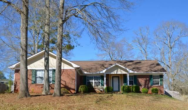 607 Green Drive, Enterprise, AL 36330 (MLS #177042) :: Team Linda Simmons Real Estate