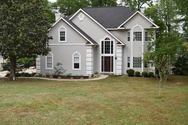 217 S Oak Ridge Drive, Enterprise, AL 36330 (MLS #177416) :: Team Linda Simmons Real Estate