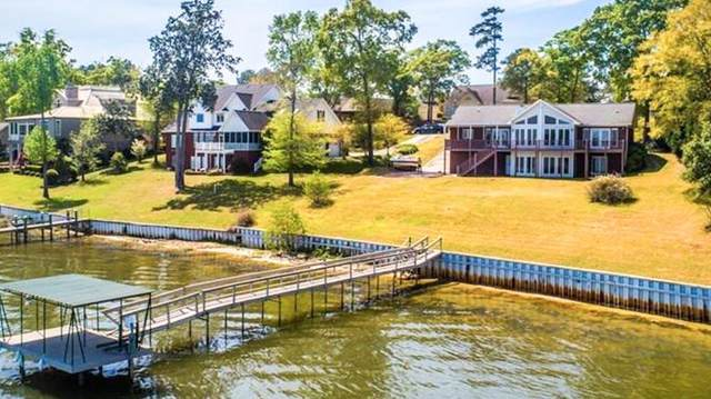 316 Pebble Beach Dr., Eufaula, AL 36027 (MLS #177432) :: Team Linda Simmons Real Estate