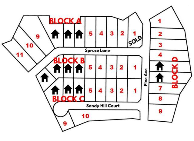 Block D Lots 1-4 & 7-9, Ozark, AL 36360 (MLS #177597) :: Team Linda Simmons Real Estate