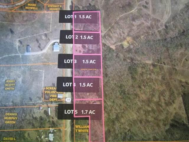 0 (lot 4 Hwy 95 N., Abbeville, AL 36310 (MLS #177905) :: Team Linda Simmons Real Estate