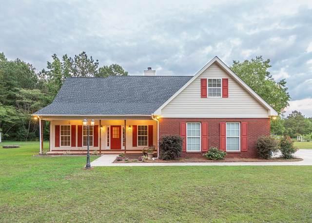 3435 S Brannon Stand Road, Dothan, AL 36305 (MLS #177918) :: Team Linda Simmons Real Estate