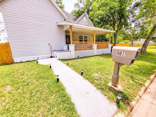 401 S First Ave, Hartford, AL 36344 (MLS #177954) :: Team Linda Simmons Real Estate