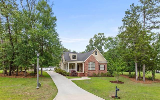 202 Old Village Road, Ozark, AL 36360 (MLS #178024) :: Team Linda Simmons Real Estate