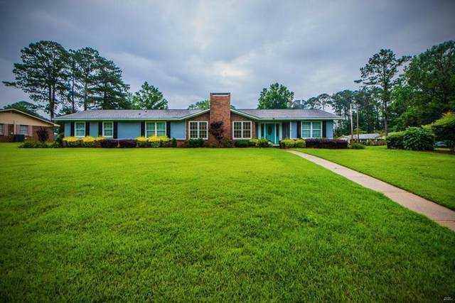 117 Foxfire Drive, Dothan, AL 36301 (MLS #178037) :: Team Linda Simmons Real Estate