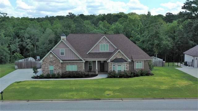 214 Mullholland Drive, Enterprise, AL 36330 (MLS #178267) :: Team Linda Simmons Real Estate