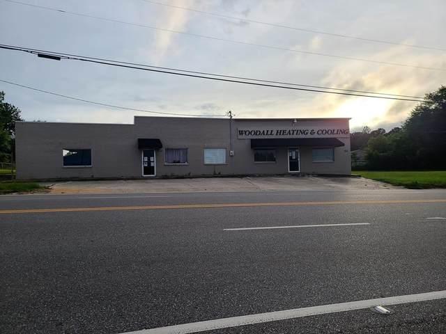 1758 S Union, Ozark, AL 36360 (MLS #178282) :: Team Linda Simmons Real Estate