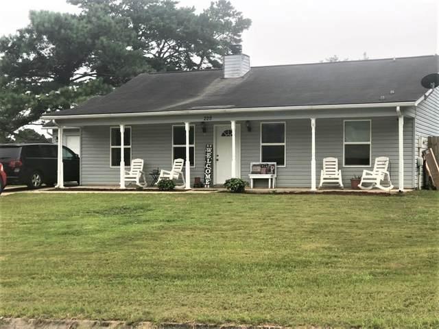 228 Blossom Drive, Ozark, AL 36360 (MLS #178319) :: Team Linda Simmons Real Estate