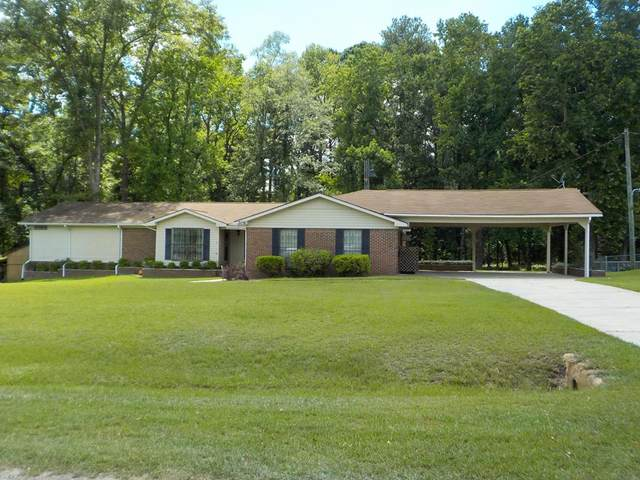 206 National Rd  (1.4+-Ac,House,Barns), Dothan, AL 36301 (MLS #178342) :: Team Linda Simmons Real Estate