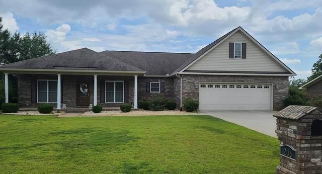 206 Candy Drive, Enterprise, AL 36330 (MLS #178461) :: Team Linda Simmons Real Estate