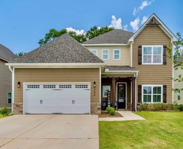 164 Ridgecrest Loop, Dothan, AL 36301 (MLS #178470) :: Team Linda Simmons Real Estate
