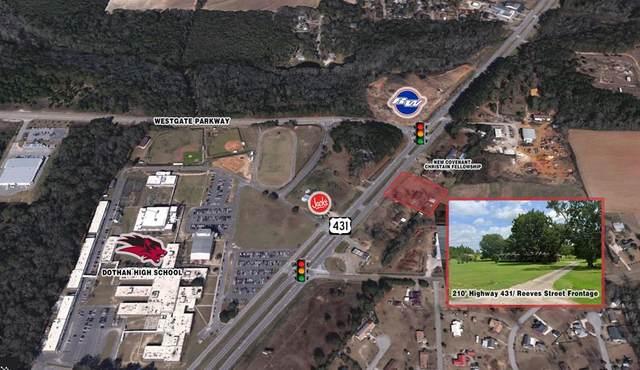 3462 Reeves St., Dothan, AL 36303 (MLS #178582) :: Team Linda Simmons Real Estate