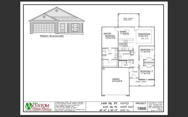 115 Callowhill, Dothan, AL 36301 (MLS #178683) :: Team Linda Simmons Real Estate