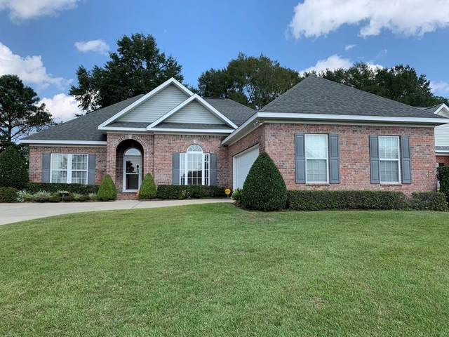 201 Habersham Dr., Dothan, AL 36301 (MLS #180545) :: Team Linda Simmons Real Estate