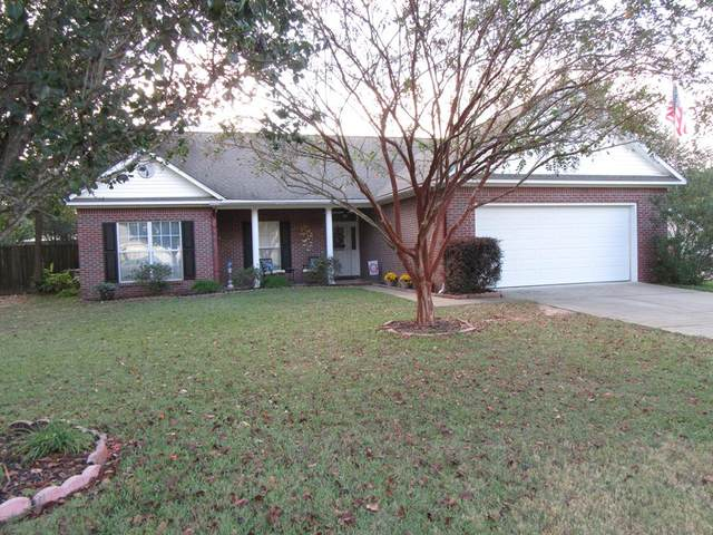 617 Wimbledon Drive, Dothan, AL 36303 (MLS #180648) :: Team Linda Simmons Real Estate