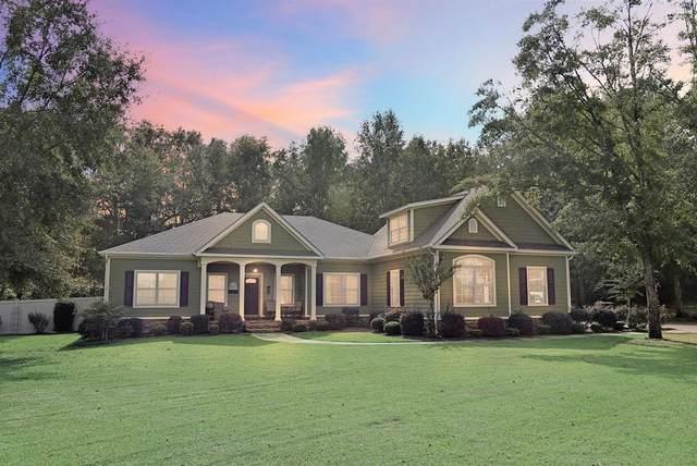 225 Wynnfield Way, Dothan, AL 36301 (MLS #180704) :: Team Linda Simmons Real Estate