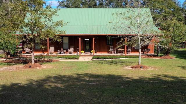 3750 County Road 68, Dothan, AL 36305 (MLS #180770) :: Team Linda Simmons Real Estate