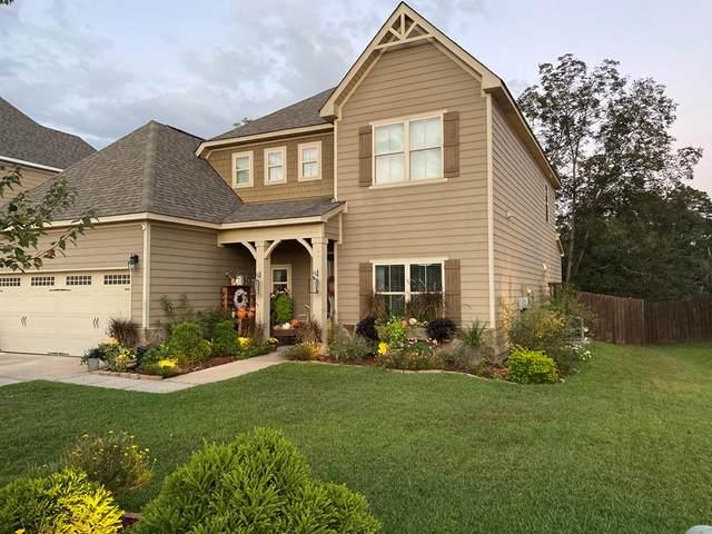 124 Ridgecrest Loop, Dothan, AL 36301 (MLS #180793) :: Team Linda Simmons Real Estate