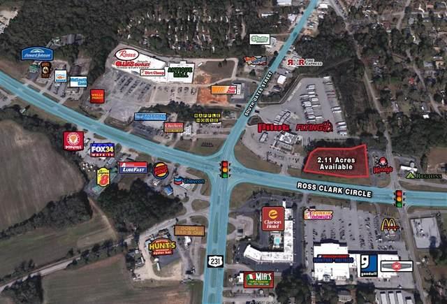 0 Ross Clark Circle, Dothan, AL 36301 (MLS #180841) :: Team Linda Simmons Real Estate