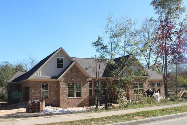 502 Oakwood Drive, Dothan, AL 36303 (MLS #180853) :: Team Linda Simmons Real Estate
