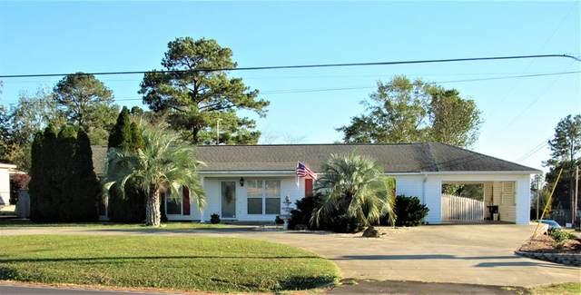 19406 Highway 134, Enterprise, AL 36330 (MLS #180855) :: Team Linda Simmons Real Estate