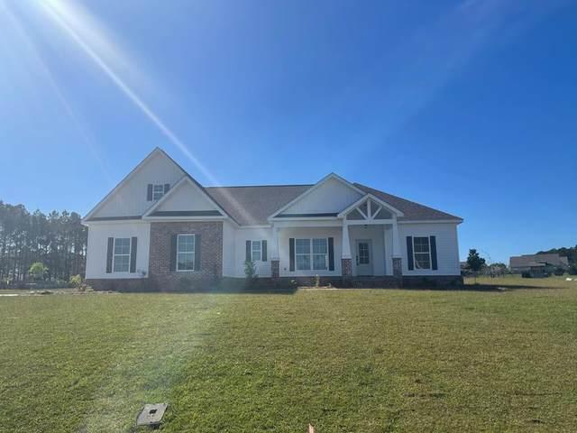 141 Crabapple, Dothan, AL 36301 (MLS #180858) :: Team Linda Simmons Real Estate