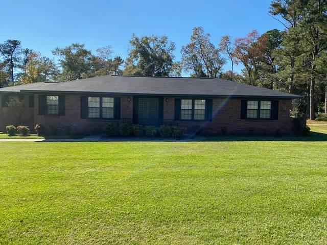606 Lakewood Dr, Dothan, AL 36301 (MLS #180897) :: Team Linda Simmons Real Estate