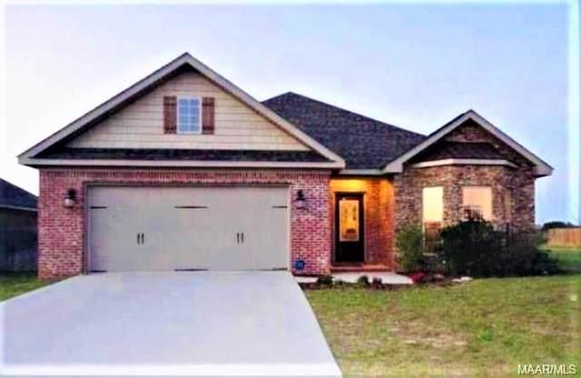 133 Greyfox Trail, Enterprise, AL 36330 (MLS #180934) :: Team Linda Simmons Real Estate