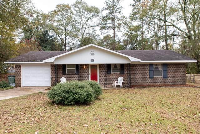587 Pine Ave, Ozark, AL 36360 (MLS #180942) :: Team Linda Simmons Real Estate