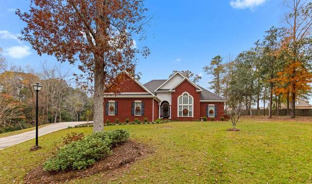 110 Shirah Drive, Headland, AL 36345 (MLS #181092) :: Team Linda Simmons Real Estate