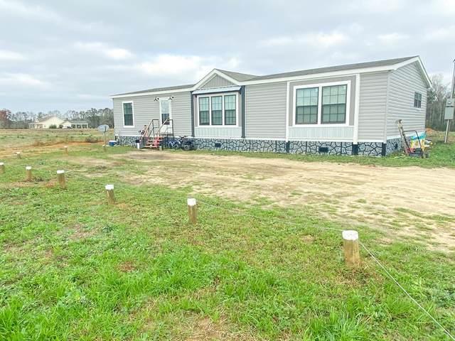 1252 N Morris Street, Slocomb, AL 36375 (MLS #181146) :: Team Linda Simmons Real Estate