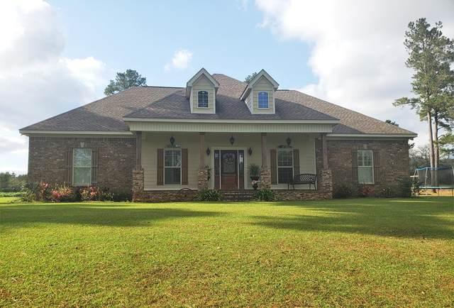 913 County Road 721, Enterprise, AL 36330 (MLS #181150) :: Team Linda Simmons Real Estate