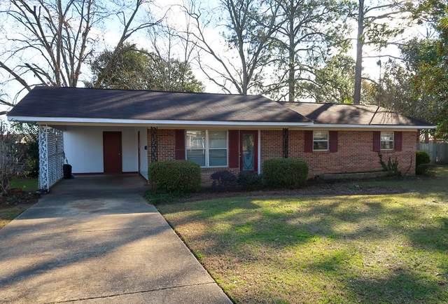 107 Myrick Street, Headland, AL 36345 (MLS #181191) :: Team Linda Simmons Real Estate