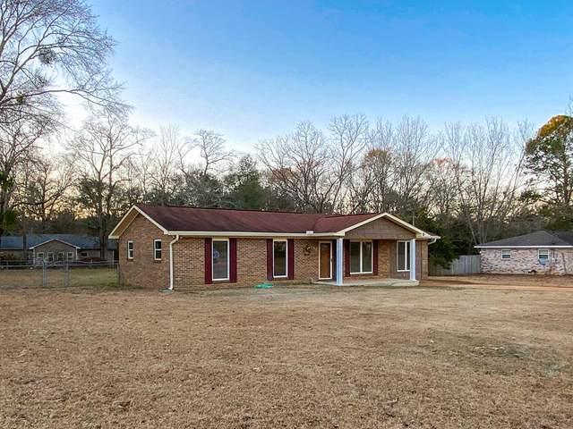 252 Springdale Road, Hartford, AL 36344 (MLS #181295) :: Team Linda Simmons Real Estate
