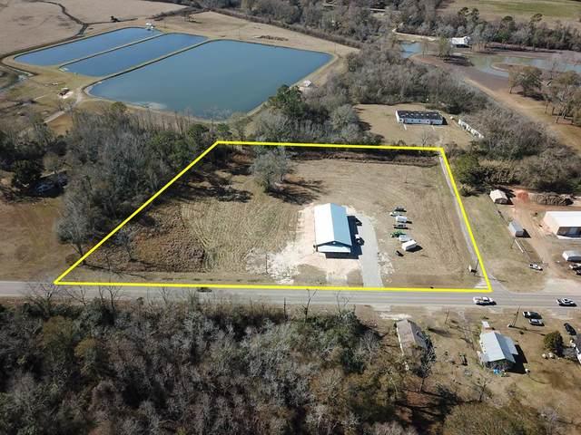 510 S State Hwy 103  (3750 Sqft On 4 Acres), Slocomb, AL 36375 (MLS #181302) :: Team Linda Simmons Real Estate