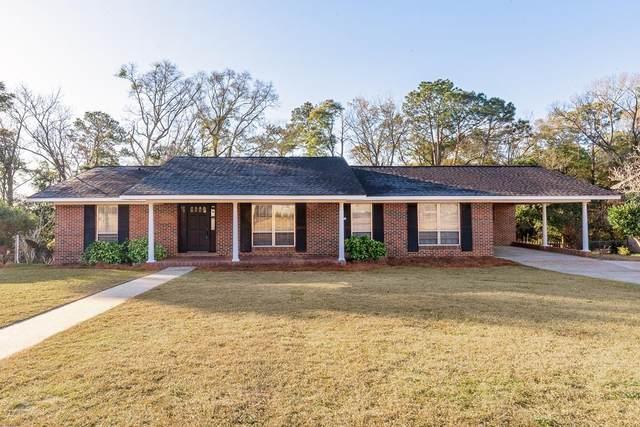 208 Pinehurst Drive, Enterprise, AL 36330 (MLS #181306) :: Team Linda Simmons Real Estate