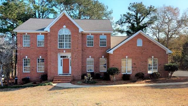 618 Oak Lake Drive, Enterprise, AL 36330 (MLS #181317) :: Team Linda Simmons Real Estate