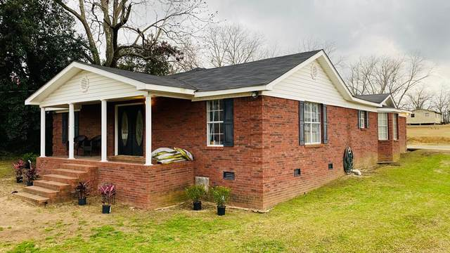 265 Lodge Street, Newville, AL 36353 (MLS #181400) :: Team Linda Simmons Real Estate
