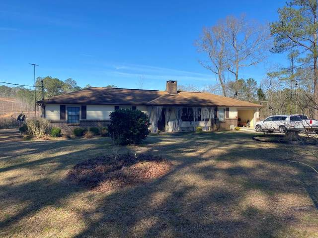 142 County Road 240, Abbeville, AL 36310 (MLS #181496) :: Team Linda Simmons Real Estate
