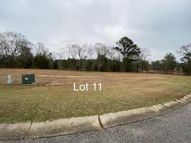 0 LOT 11 Ridge Road, Headland, AL 36345 (MLS #181630) :: Team Linda Simmons Real Estate
