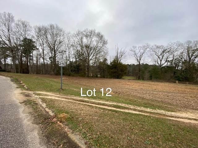 LOT 12 0 RIDGE ROAD, Headland, AL 36345 (MLS #181633) :: Team Linda Simmons Real Estate