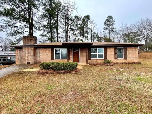 34 Patricia Lane, Eufaula, AL 36027 (MLS #181634) :: Team Linda Simmons Real Estate