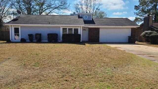 116 Foxhill Drive, Enterprise, AL 36330 (MLS #181667) :: Team Linda Simmons Real Estate