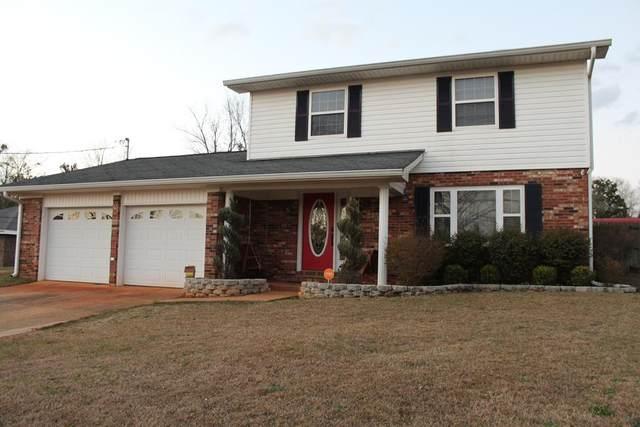 911 Alberta Street, Enterprise, AL 36330 (MLS #181721) :: Team Linda Simmons Real Estate