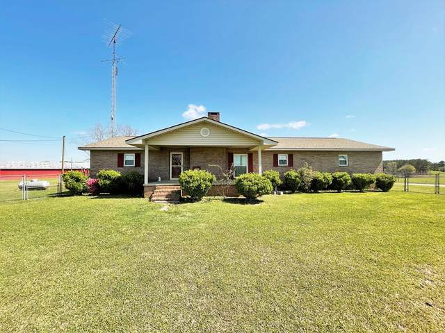 3965 County Road 655, Coffee Springs, AL 36318 (MLS #182035) :: Team Linda Simmons Real Estate