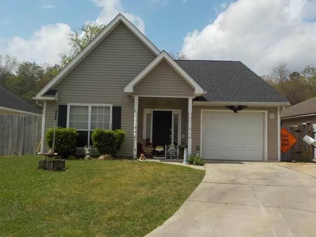 142 Radford Circle, Dothan, AL 36301 (MLS #182081) :: Team Linda Simmons Real Estate